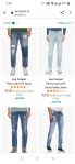 loot offer : Branded Jeans 91% Off from 599