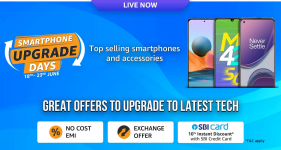 (Best loot) mobile Upgrade Sale Loot Offer + SBI Card Discount