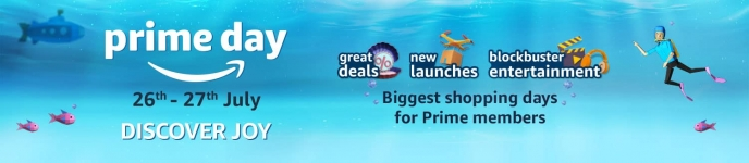 Amazon Prime Day India Sale On 26th-27th July 2021