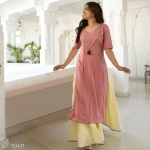 Women's Ethnic Wear Kurta Set on Myntra