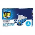All Out Ultra refill pack of 6