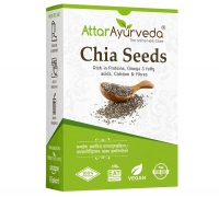 Attar Ayurveda Chia Seeds for weight loss 250 gm