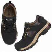 Best Price Kraasa Men's Synthetic Leather Boots