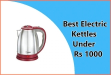 Best 10 Electric Kettle Under Rs. 1000
