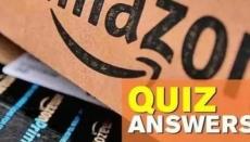 Amazon Daily Quiz Answers Trick : Amazon all Quiz answer Today