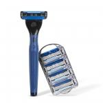 Ustraa : Flat 75% Discount – superior 5-blade shaving pack