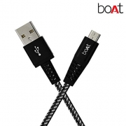 Boat Unbreakable Braided Micro USB Cable 1.5 Meter in 249 rs (worth 799)