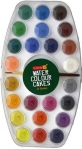 Camel Student Watercolor Cakes – 24 Shades
