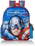 Captain America Polyester  School Backpack