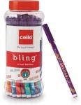 Cello Bling Ball Pen (Pack of 25)