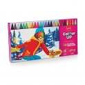 Cello ColourUp Plastic Crayon – Pack of 24