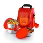 Cello Max Fresh Matiz Lunch Box, 3 Pc