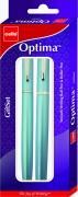 Cello Optima Pen Gift set- Pack of 2 (Blue)