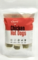 Chewers Chicken Hotdogs Stick Dog Treat, Dog Stick Chew, 3 Pieces