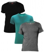 Chromozome Men's T-Shirt (Pack of 3)