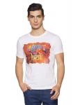 Cloth Theory Men's Printed Regular Fit T-Shirt