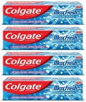 Colgate Max Fresh Anti-Cavity Toothpaste, 150gm (Pack of 4)