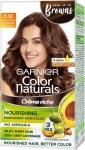 GARNIER Color Naturals Creme, Caramel Brown, Lowest Deal