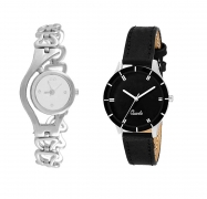 Combo Pack of 2 Analog Watch