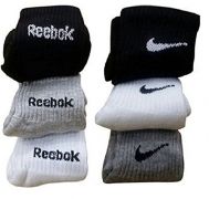 COSTRO Men's Cotton Socks – Combo of 6 Pairs