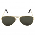 Creature Uv Protected Aviator Unisex Sunglasses