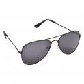 Criba Gradient Rectangular Unisex Sunglasses