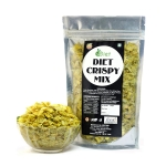 D4Diet Crispy Mix – Snacks Pouch, 200 g