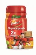 Dabur Chyawanprash – 1kg with Dabur Honey – 50 g Free