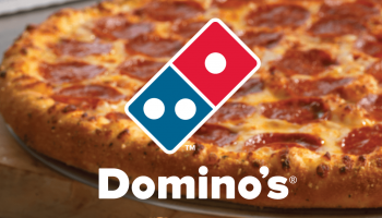 Domino's Coupon Loot : Flat 40% off on orders above 200