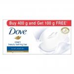 Dove Cream Beauty Bathing Bar (Buy 4 Get 1 Free)