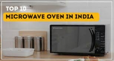 10 Best-Selling Microwave Oven in India