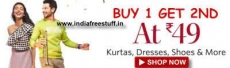 Myntra loot deals: Buy 1 Product at MRP & Get 2nd Product at Rs.49 Only
