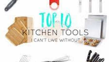 Top 10 Useful and Smart Kitchen Tools You Must Have