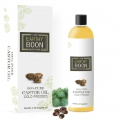EARTHYBOON Cold Pressed Castor Oil