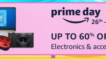 Amazon Prime Day sale Top Loot Offers on Electronics