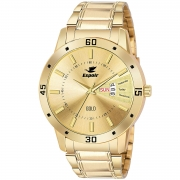 Espoir Analogue Gold Plated Men's Watch