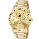 Espoir Analogue Gold Plated Men's Watch