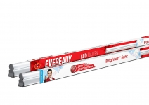 Eveready 20-Watt LED Batten (Pack of 2, Cool Day Light)