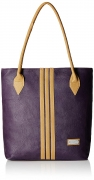 Fantosy Women PU Purple Handbag