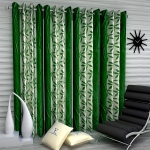 Fashion String 4 Pieces Window Curtain Set