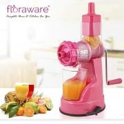 Floraware Plastic Fruit and Vegetable Juicer, 150ml