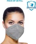 PROTECTERR N95 Mask (Pack of 20) Lowest Deal