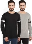 Full Sleeve TShirt Pack Of 2