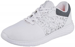 Fusefit Men's VENCER White/Grey Running Shoes