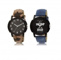 Harry Fashion World Combo of 2 watch