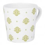HomeStop Ivy Round Printed Coffee Mug