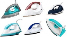 Best 15 Top-Rated Dry Irons at Best Price