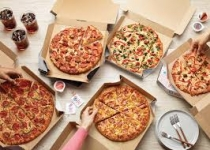 Latest Domino's Loot : 50% off up to Rs. 100