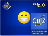 Flipkart Video today's Quiz Answers daily updates