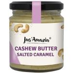 JUS' AMAZIN Cashew Butter -Salted Caramel